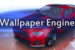 Wallpaper Engine枫林秋夜动态壁纸