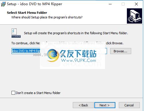 idoo DVD to MP4 Ripper