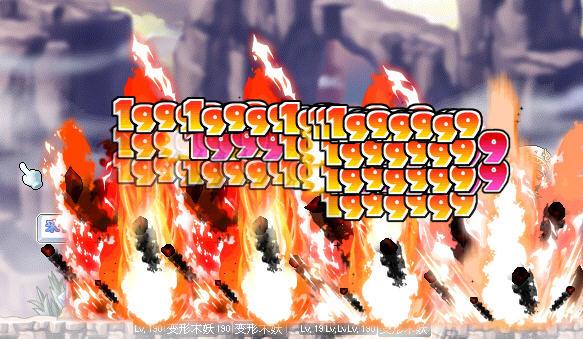 冒险岛突破上限之石作用 可以给武器额外增加伤害上限.