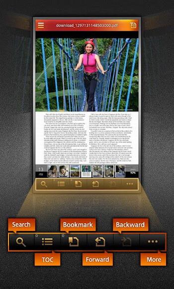 ezPDF Reader[手机pdf阅读器] v2.6.7.0 官方汉化版截图(1)